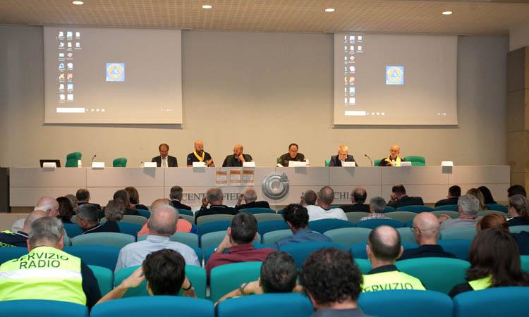 La gestione dell'Emergenza e Post-Emergenza tra Professionismo e Volontariato (convegno – dibattito)
