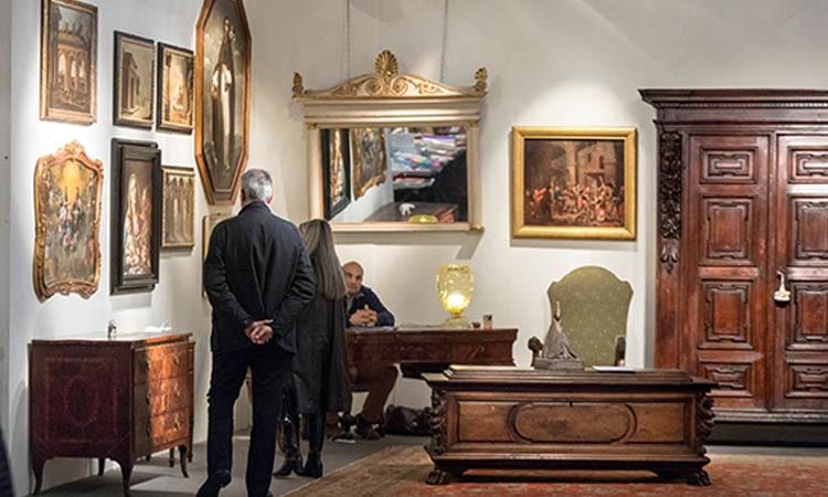 Una mostra ricca di opportunità per gli appassionati di arte e antiquariato