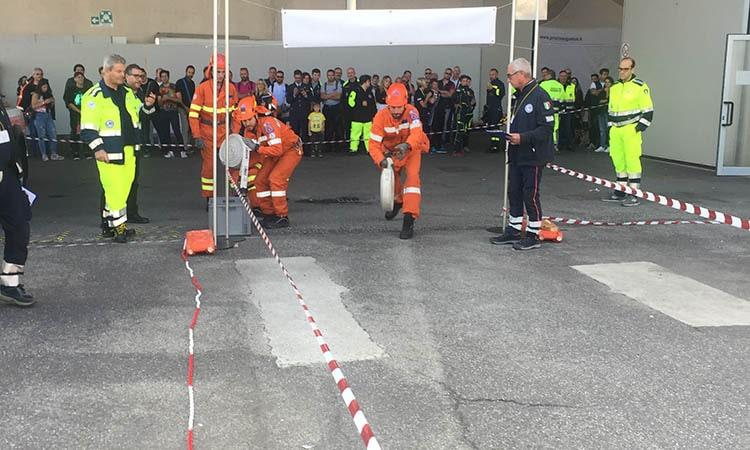 """A REAS 2019, ottimi riscontri per il primo Trofeo """"Giuseppe Zamberletti"""""""