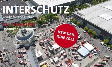 Nuova data per INTERSCHUTZ: 20-25 giugno 2022